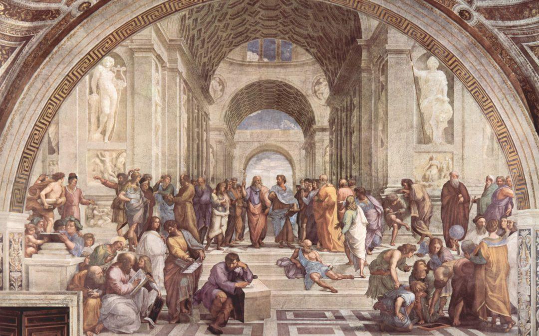 Sotea uhkaa antiikin aika